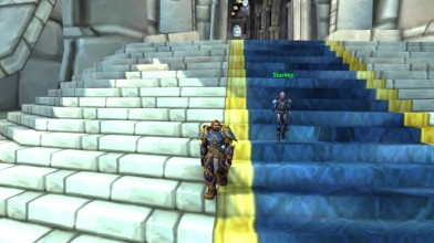 Blizzard увековечили Стэна Ли в World of Warcraft