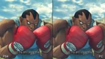 Ultra Street Fighter 4 ��������� PS4 vs PC