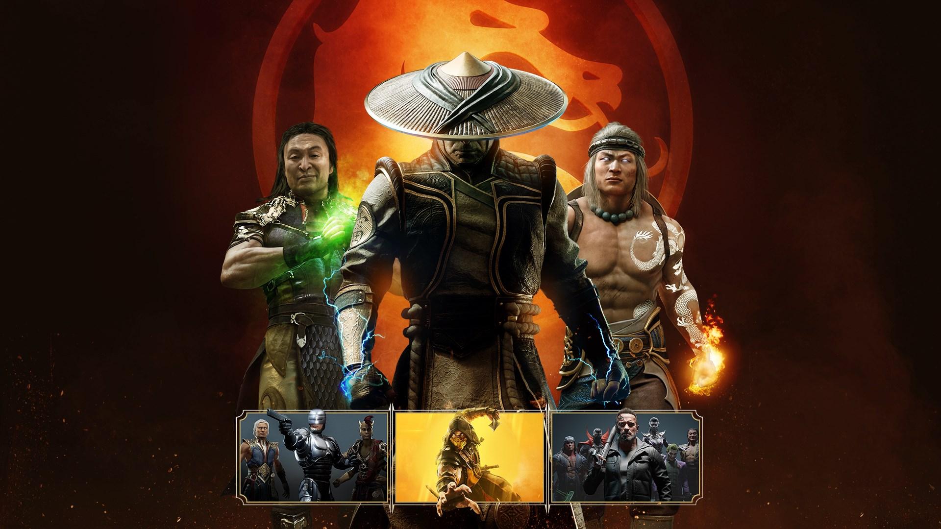 Открылся предзаказ на Mortal Kombat 11: Aftermath