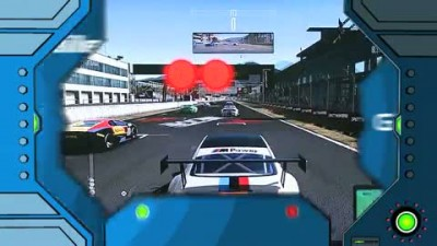"Need for Speed SHIFT  ""E3 09: M-Series Gameplay (Cam)"""
