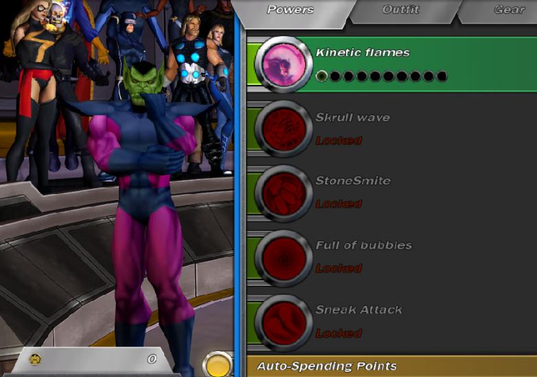 Моды на Marvel Ultimate Alliance
