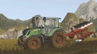 Трактор Fendt 313_1