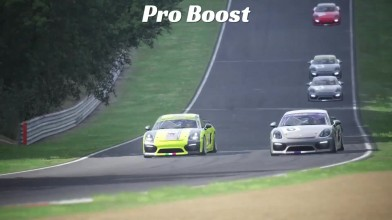 "Assetto Corsa ""PS4 Pro Boost Mode"""