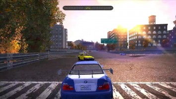 "NFS Most Wanted ""Modern Rockport II(BETA)"""