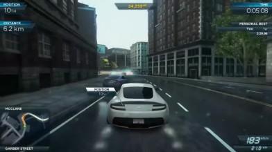 История серии игр Need For Speed (1994-2017)