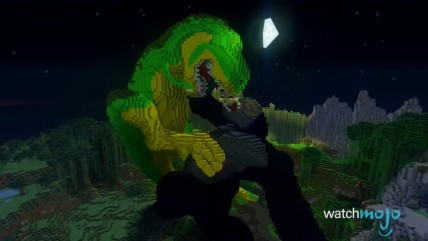 ТОП 00 созданий в Minecraft