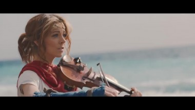 Forgotten City from RiME - Lindsey Stirling [Музыкальное видео]