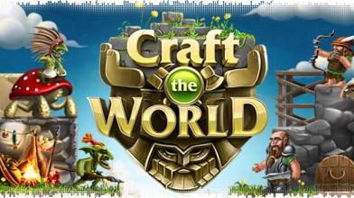Обзор Craft the World
