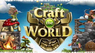 Обзор Craft the World