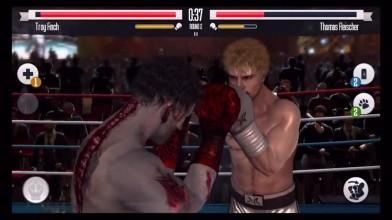 Real Boxing - Крутой Мобильный Бокс (iOS)