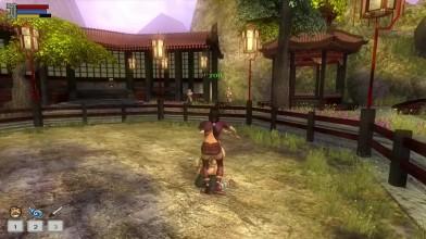 Играем в Jade Empire #3