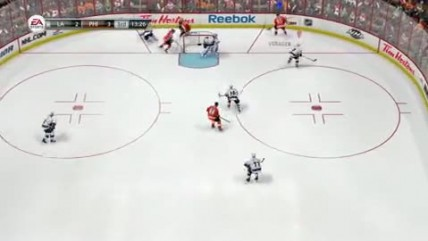 "NHL 13 ""Defensive Gameplay"""