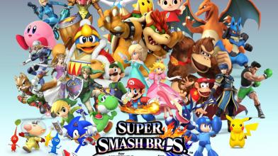 Nintendo заложила в Super Smash Bros. 2295 персонажей, мелодий, арен и костюмов