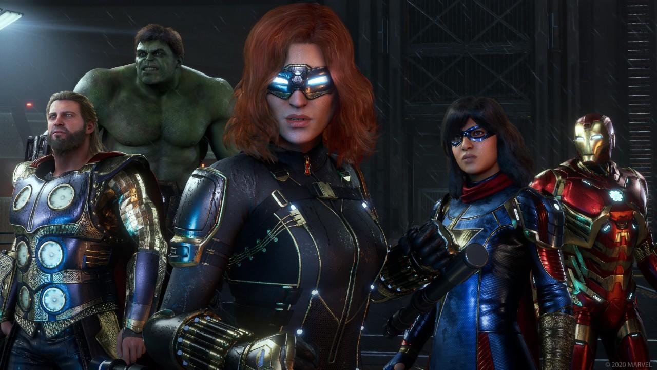Marvel's Avengers обернулась большим разочарованием для Square Enix