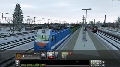 "Train Simulator 2016 ""ЭП1М-645 Уголь"""