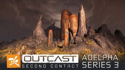 Outcast: Second Contact : oбзopный трeйлeр Oкacaнкaapa