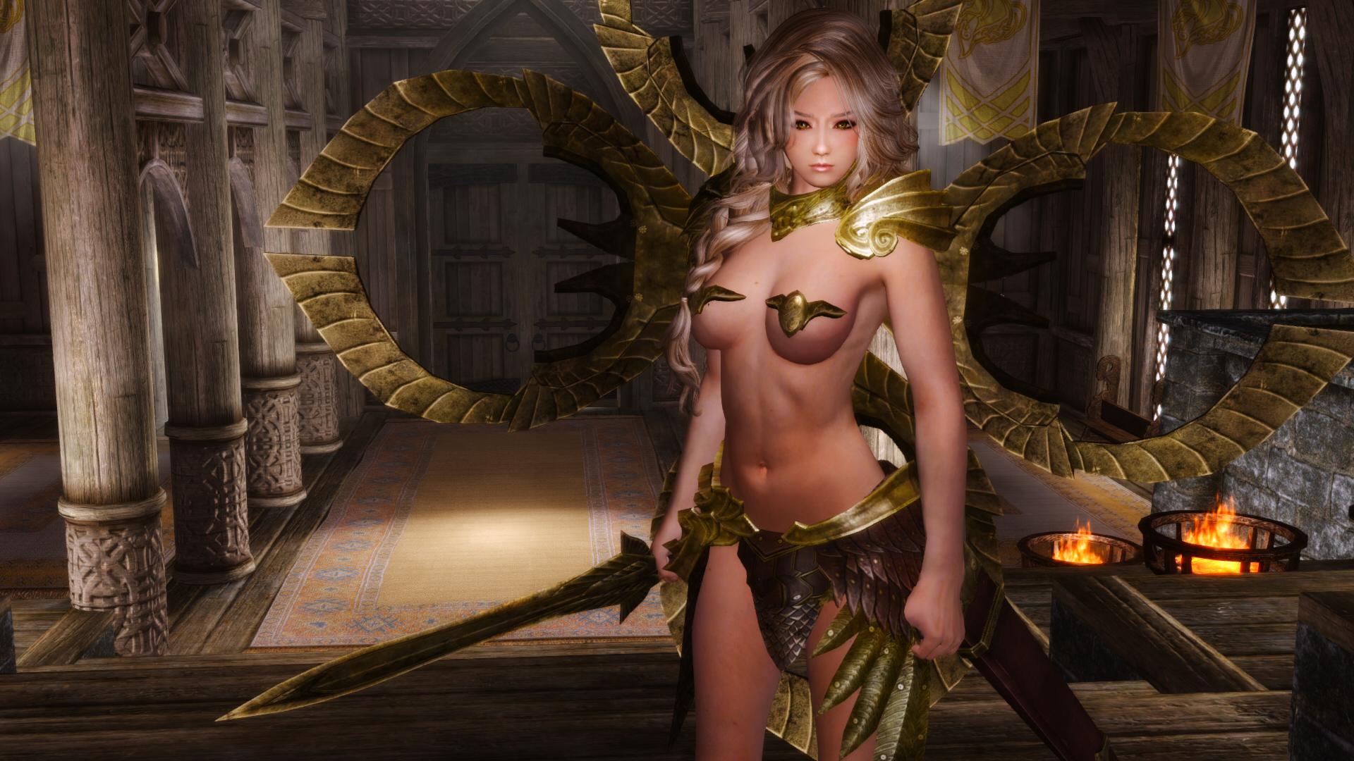 Elven sex video exposed girlfriends