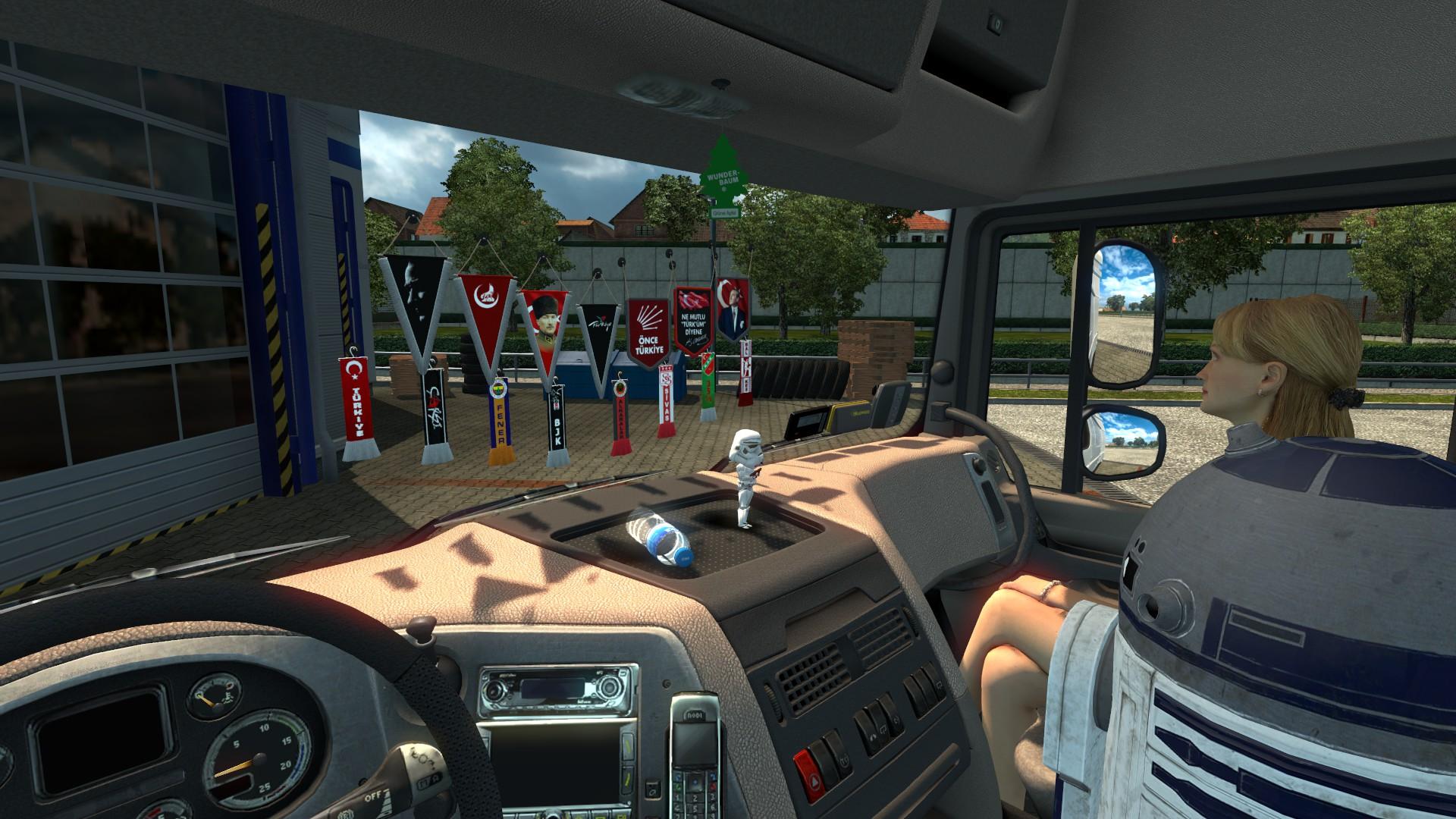 American truck simulator (2016) pc | repack от r. G. Механики.