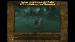 LotR: War in the North: Abridged Official Interactive Champions Trailer