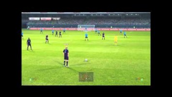 PES 2011 HD Gameplay