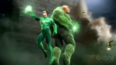 "Green Lantern ""Дебютный трейлер"""