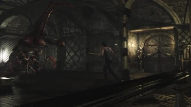 Resident Evil 0 HD Remaster- Все боссы и концовка