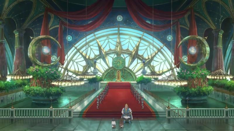 Трейлер анимационного фильма по Ni no Kuni