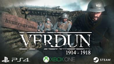 Для Verdun вышло новое обновление