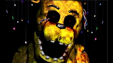 История фиолетового человека в Five Nights At Freddy's