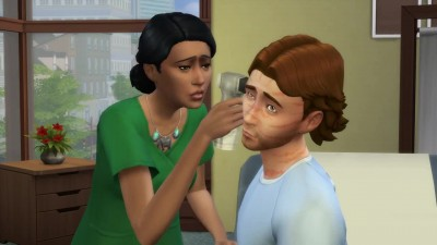 The Sims 4: Get to Work: Трейлер «Работа доктора»