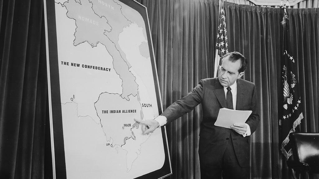 us invasion of cambodia essay
