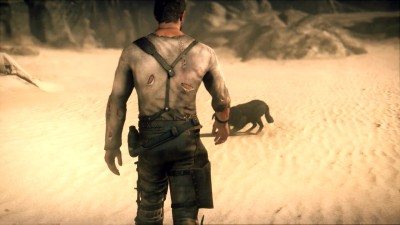 Mad Max Game Fast Intro - Soul of a Man