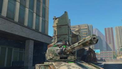 Tanki X - геймплейный трейлер