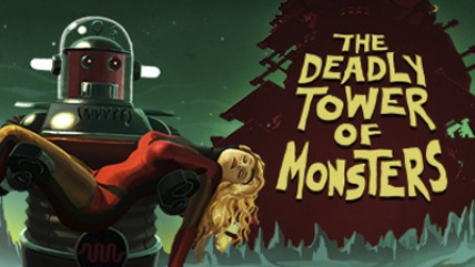 Состоялся релиз экшена The Deadly Tower of Monsters