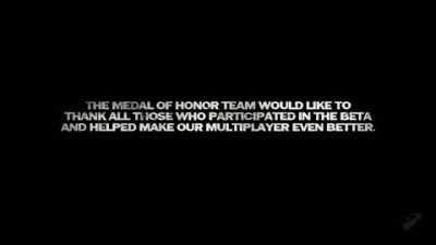 "Medal of Honor (2010) ""Fallen Angel Multiplayer Gameplay Trailer"""