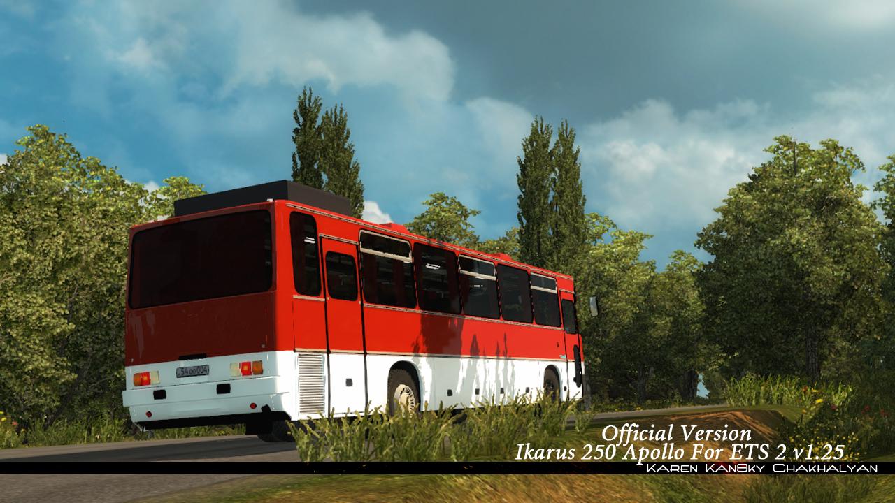 Омси моды автобусов икарус 250 скачать