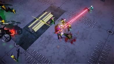 Трейлер киберпанк-стратегии Re-Legion