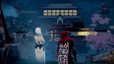 Анонс трейлер Aragami Shadow Edition | PS4