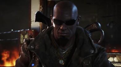 Gears of War 4 - Трейлер персонажа Аарона Гриффина
