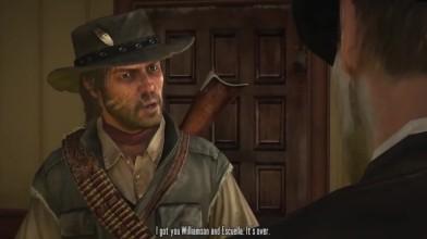 Сюжет Red Dead Redemption - История Джона Марстона