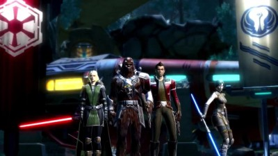 "Star Wars: The Old Republic - Shadow of Revan ""Трейлер анонса"""
