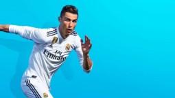 Из FIFA 19 пропал Криштиану Роналду