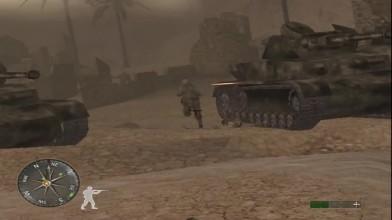 Call of Duty 2: Big Red One - Достойная часть серии на PS2