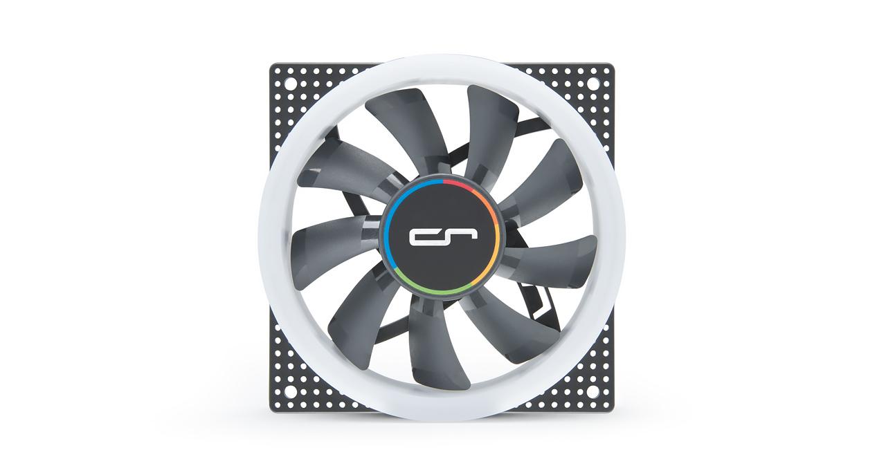 CRYORIG представляет кулер R5 и вентиляторы Crona 120 RGB