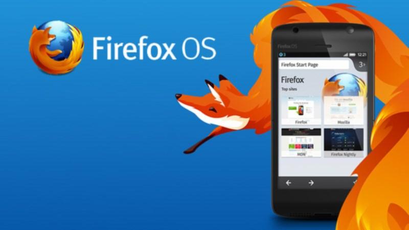 Mozilla расформирует команду разработки FirefoxOS