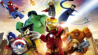 "LEGO Marvel Super Heroes 2 получила DLC по мотивам фильма ""Человек-муравей и Оса"""