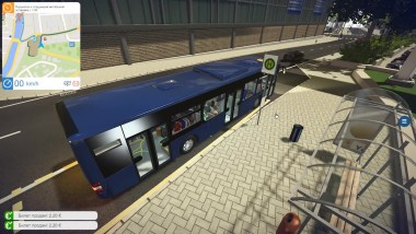 "Bus Simulator 16 ""Что за чудо МАН - ч17"""