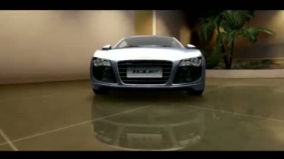 "Test Drive Unlimited 2 ""Audi Trailer"""