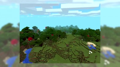"Minecraft Pocket Edition ""Тизер версии 0.9.0"""