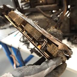 Видеокарта GeForce RTX 2070 SUPER пережила пожар в доме